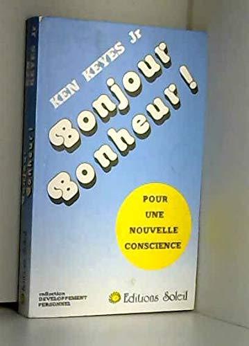 Bonjour bonheur by (Paperback)