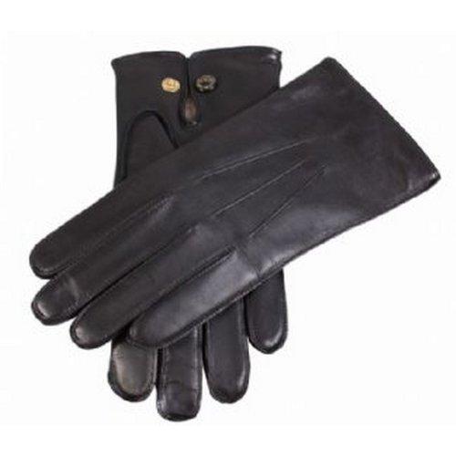 - Dents Mens Mendip Leather Dress Gloves - Black - Extra Large
