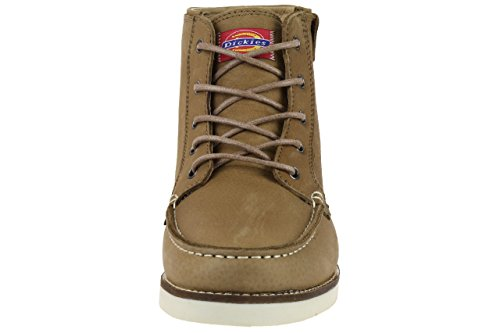 Dickies Cast men boots leather brown Workerboot Workwear