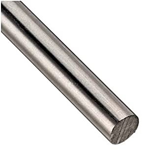 STAINLESS STEEL Round Bar Steel Rod 3mm x 1000mm 1M LONG ! Various Size FREE DELIVERY by TMW Profiles GRADE 304 Silver
