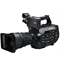 Sony PXW-FS7 4K XDCAM Camera with Super 35 CMOS Sensor, Body-Only - International Version (No Warranty)