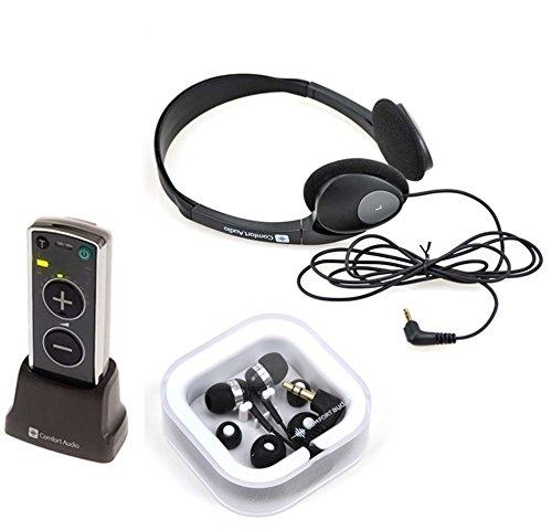 Price comparison product image Comfort Duett With Headphones and Earphones