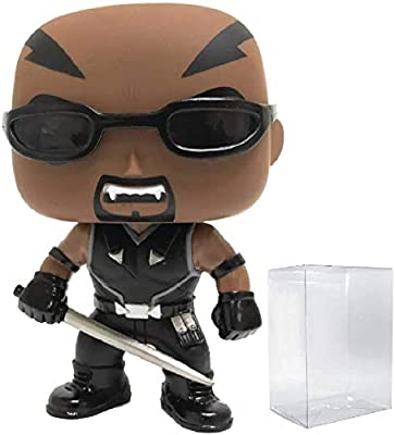 Marvel: Blade The Vampire Hunter (PX Previews Exclusive) Funko Pop ...