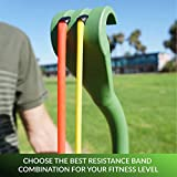 Gorilla Bow Portable Gym Equipment Set - Home Gym