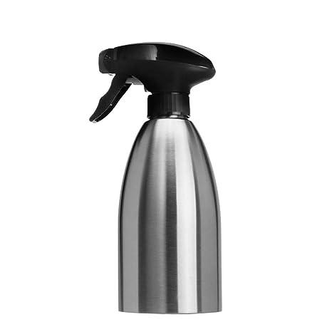 BovoYa 500 ml Acero Inoxidable Aceite Spray vacío botella ...