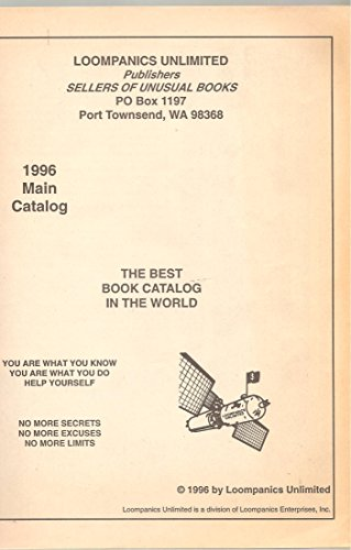 1996 Main Catalog: The Best Book Catalog in the World