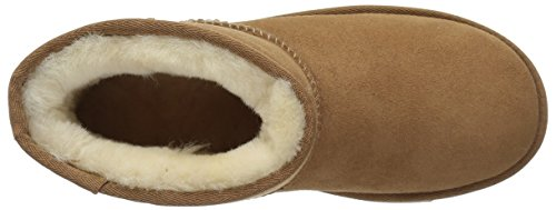 UGG Kids K Classic Mini II Pull-On Boot, Chestnut, 13 M US Little Kid by UGG (Image #8)