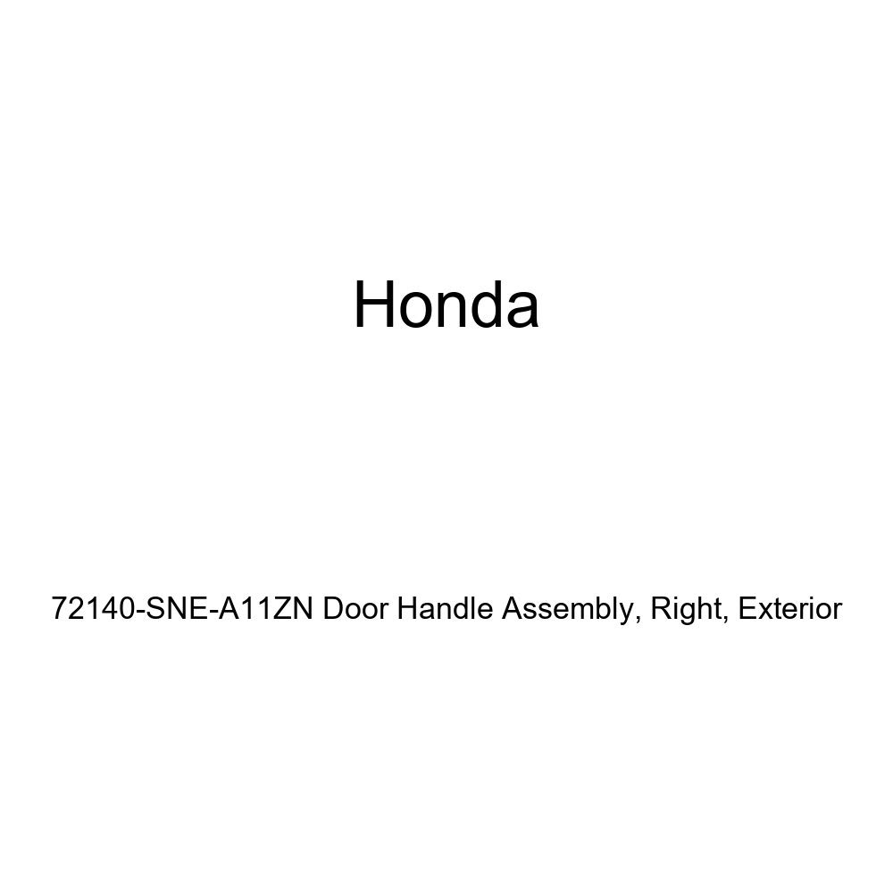 Genuine Honda 72140-SNE-A11ZN Door Handle Assembly Exterior Right