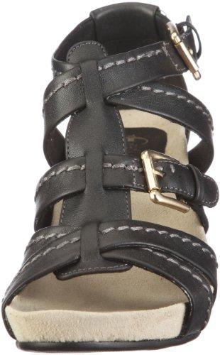 Para 5300009 De Vestir Earth Zapatos Schwarz Lucia Mujer Negro Earthies vtqAXn0O