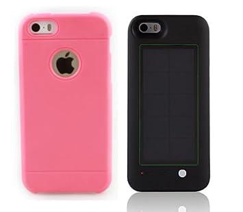 Ultra negro iphone 5c cargador Solar V3,0 con verde amarillo ...