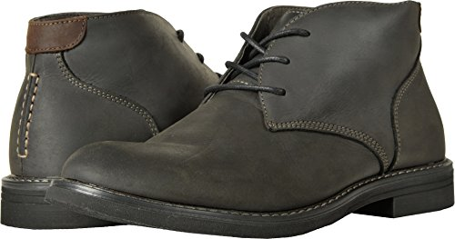 Nunn Bush Men's Lancaster Chukka Boot, Black, 10 W US