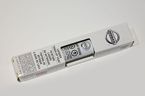 Nissan (Pearl White, QAB) Touch Up Paint + Clear Coat Pen OEM NEW