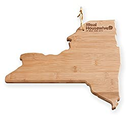 The Real Housewives of New York – New York Shaped Cutting Board