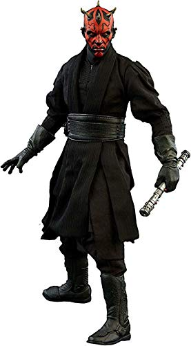 Star Wars Darth Maul Duel on Naboo Sixth Scale Figure Sideshow Collectibles ()
