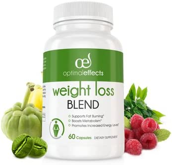 Amazon Com Weight Loss Blend By Optimal Effects With Green Coffee