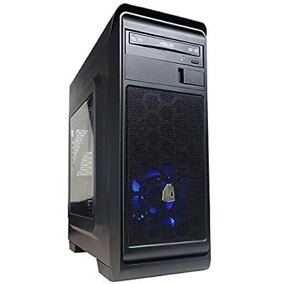 NITROPC - PC Gamer VX *Rebajas de enero* (CPU Quad-core 4 x 3,40Ghz, T. Gráfica Nvidia Geforce GTX 1650 4GB GDDR5, SSD 240GB, Hdd 1TB, Ram 8GB) + WIFI de regalo. pc gamer, pc gaming, pc para juegos, ordenador juegos 5