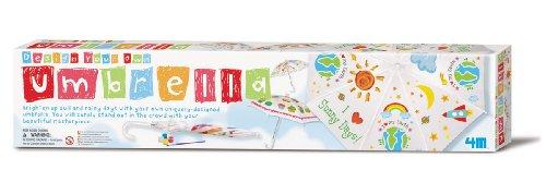 4M Design Your Own Umbrella Kit