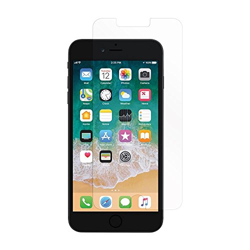 iPhone 8/7/6/6s Plus Screen Protector, Incipio [Glass Screen Protector][Scratch Resistant] PLEX Plus Shield for iPhone 7/7s/6/6s Plus-Clear -  CL-561-TG