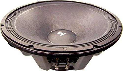 Electrovoice EVM15DLX 15-Inch Single 8 Ohm Replacement Subwoofer by Electrovoice