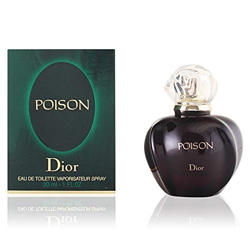 Dior Eau De Toilette Spray - Christian Dior Poison Eau de Toilette Spray for Women, 1 Ounce