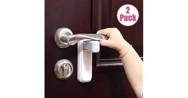 Amazon.com: EUDEMON - Cerradura de palanca de puerta a ...