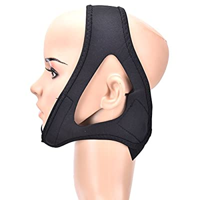 Pansupply Anti Snor Chin Strap , Jaw belt , stop snoring for well sleeping