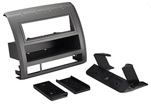 Scosche TA2052B Single DIN Installation Dash Kit for 2005-2008 Toyota Tacoma (Toyota Radio Tacoma)