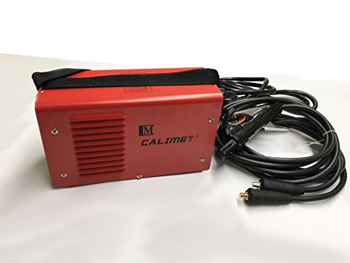 Calimetco Welding Machine Welder Mini/Light 8LB,Powerful, Long-lasting Work, Dual Voltage 115/230V, 160AMP. Great for Home and Professionals Use by Calimetco (Image #1)