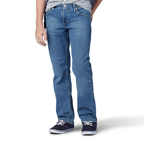 Jeans Lee Boys - LEE Big Boy Proof Regular Fit Straight Leg Jean, Rough House, 18