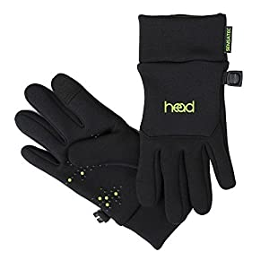 HEAD Kids' Touchscreen Gloves – Violet Heather