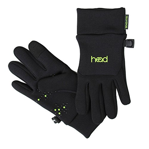 Price comparison product image HEAD Kids Touchscreen Gloves - Black (SMALL)