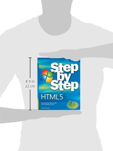 HTML5-Step-by-Step-Step-by-Step-Developer