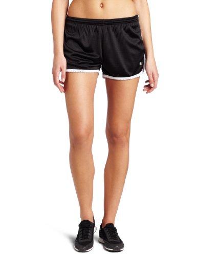 champion mesh shorts white - 3