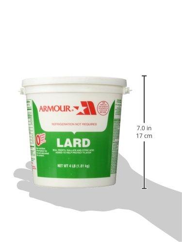 Armour Lard Pail, 4 lb by Armour (Image #5)