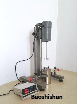 FS-400D Standard high speed dispersion machine digital display swift homogenizer paint ink stirring and dispersing machine