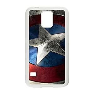 captain america's shield Phone Case for Samsung Galaxy S5 Case by icecream design