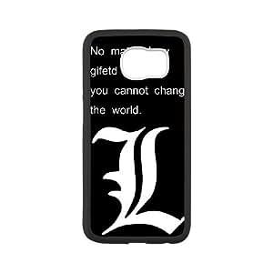 Samsung Galaxy S6 Phone Case White Death Note HOD533322