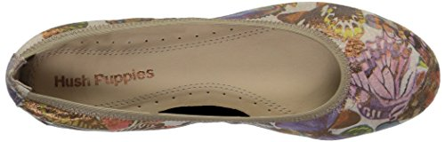 Hush Puppies Womens Chaste Ballet Flat Butterfly
