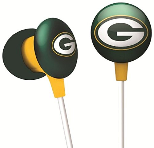 Officially Licensed Greenbay Packers Earbuds product image