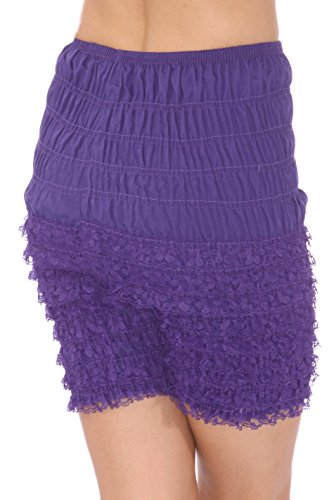 Malco Modes Womens Ruffle Panties Bloomers Dance Bloomers