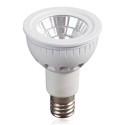(E17 LED Light Bulb Reflector 5W, 50W Halogen Bulb Equivalent, 420 Lumen, Soft White 2700k, 60° Beam Angle, AC 110-130V, Non- Dimmable, LED R14 Spotlight Bulbs (Pack of 1))