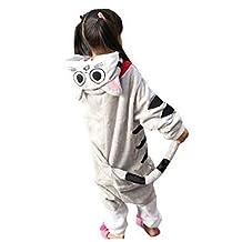 Unisex Pajamas Kigurumi Cosplay Costume for Xmas Christmas Gift