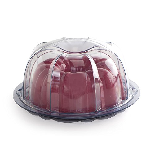nordic ware cake pan with lid - 7