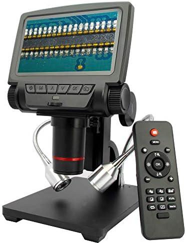 Andonstar ADSM301 1080Pデジタル顕微鏡260X HDMIスコープ、携帯電話修理用SMT SMDのはんだ付け