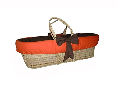 Baby-Doll-Solid-Reversible-Moses-Basket