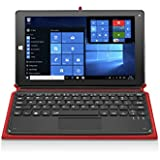 Tablet M8W Plus Hibrido Windows 10 8.9 Pol. Intel 2GB 32GB Dual Câmera Vermelho Multilaser - NB243