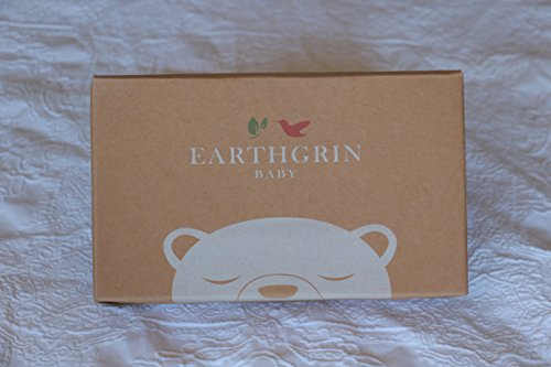 Earthgrin Hooded Baby Towel | Extra Soft for Sensitive Skin ...