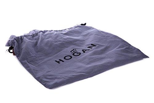 Hogan borsa donna a mano shopping in in pelle nuova beige
