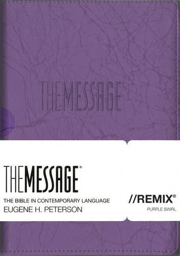 The Message//REMIX: The Bible in Contemporary - Remix Purple