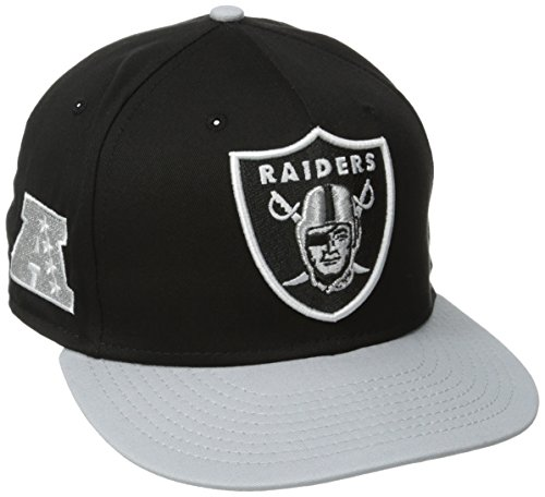 NFL Oakland Raiders Baycik 9Fifty Snapback Hat, M/L for sale  Delivered anywhere in USA